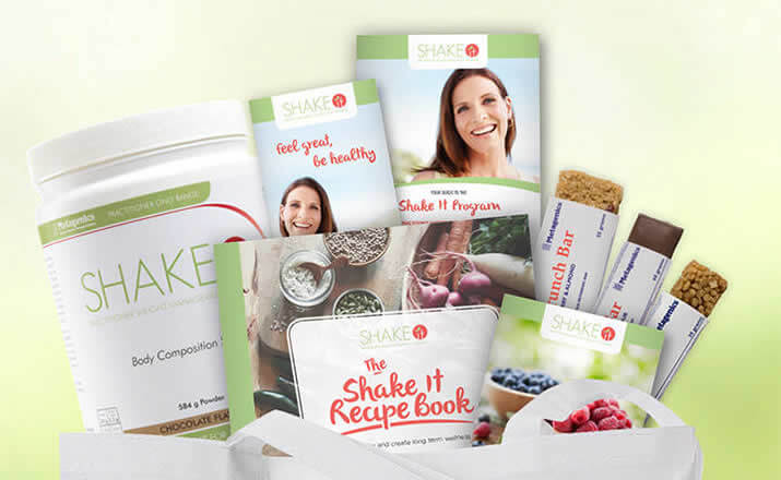 Shake It Weight Loss Programme With Julias Herbal Health Clinic
