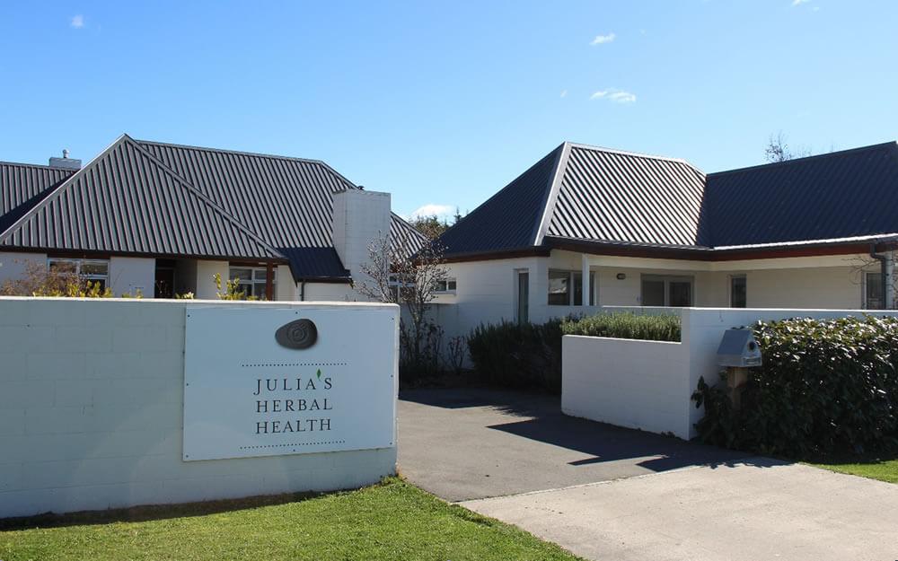 Streetview of Julias Herbal Health Clinic in Marlborough